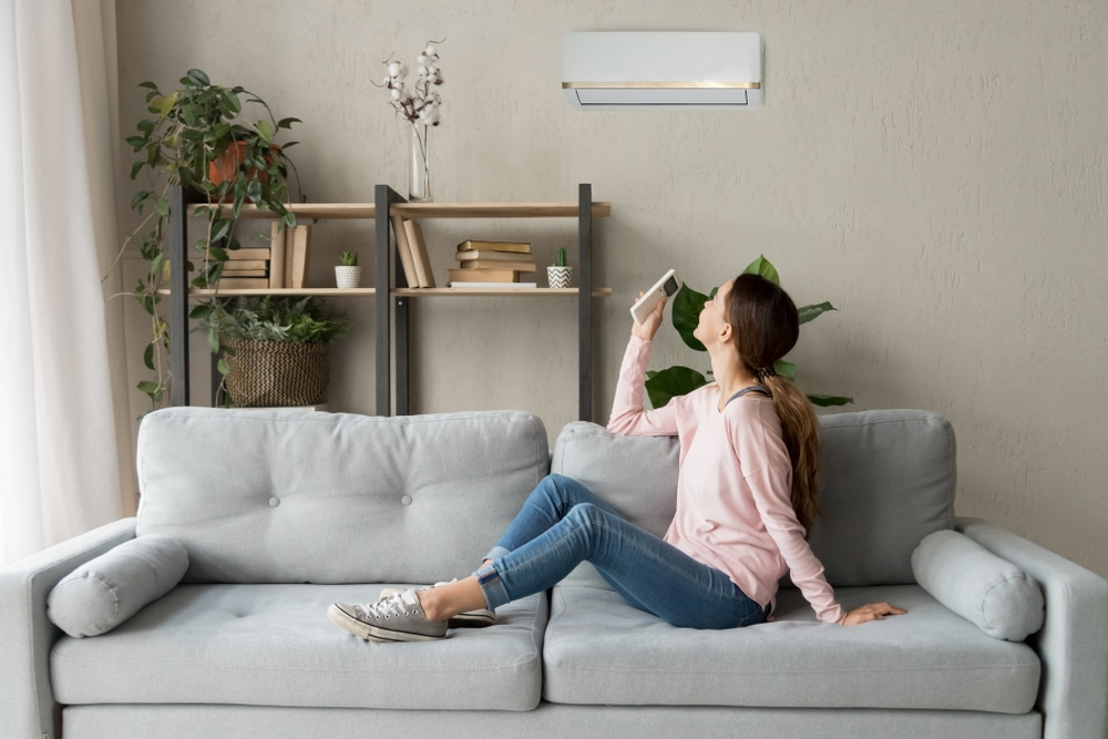 home improvement — air conditioning