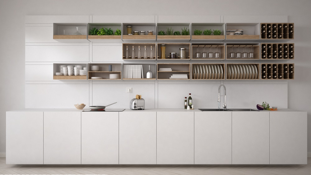 kitchen cabinet extensions